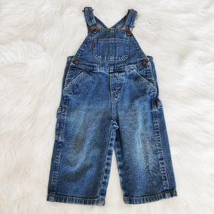 Levi's Vintage Style Toddler Overalls 18 months